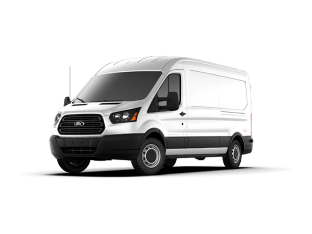 2018 Ford Transit-250 w/Sliding Pass-Side Cargo Door Medium Roof Cargo Truck
